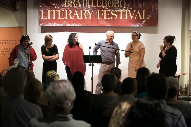 Brattleboro Literary Festival 2015